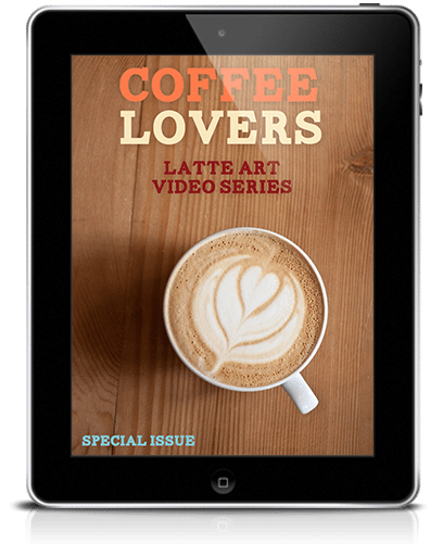 Coffee Lovers Magazine Special Issue Latte Art