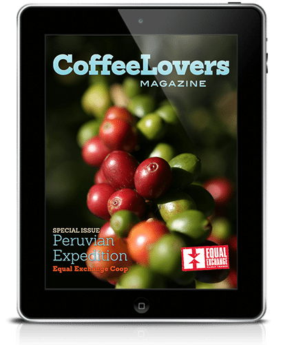 Digital Coffee Magazine - Special Issue - Equal Exchange in Peru