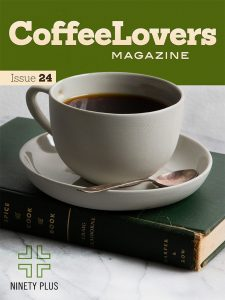 Digital Coffee Magazine - Coffee Lovers Magazine - Issue 24 Cover Image