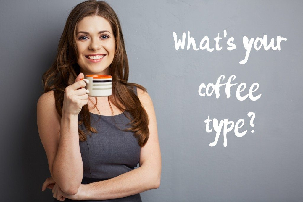 coffee magazine - coffee type quiz
