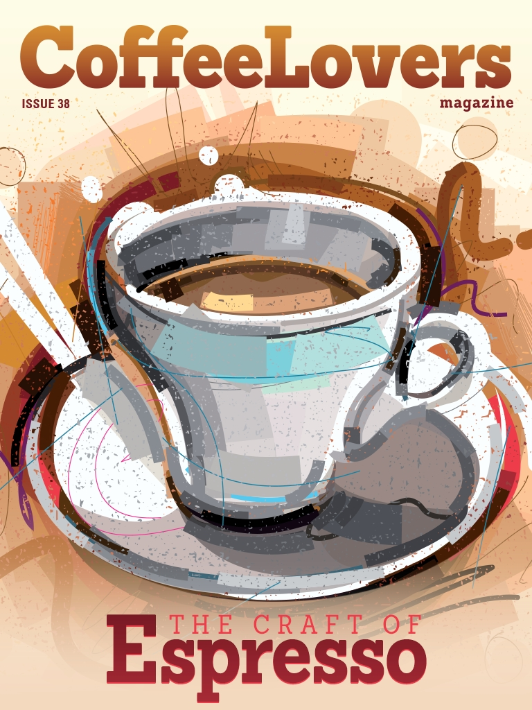 coffee magazine - the craft of espresso - coffee lovers