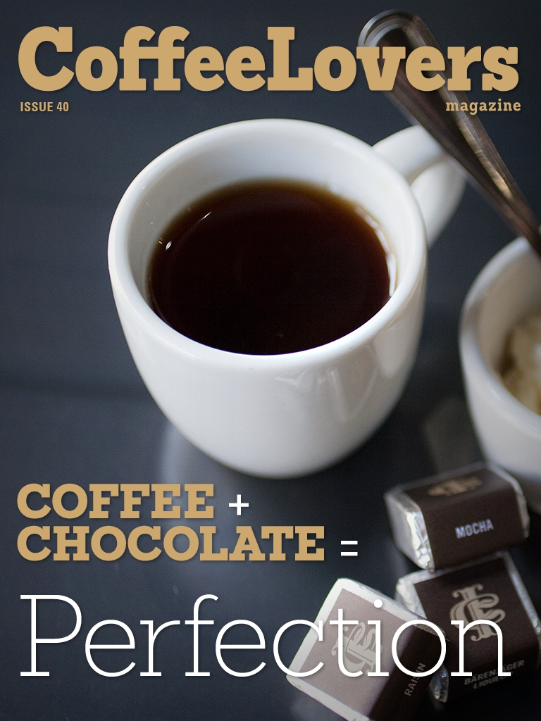 Pairing Coffee and Chocolate with Intrigue Chocolates - Seattle - Coffee Magazine