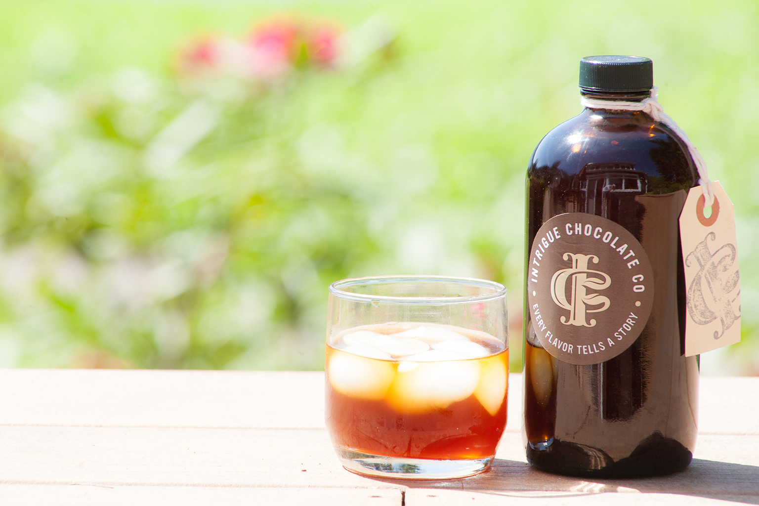 Cocoa Coffee Cold Brew - Featuring Intrigue Chocolate Co.