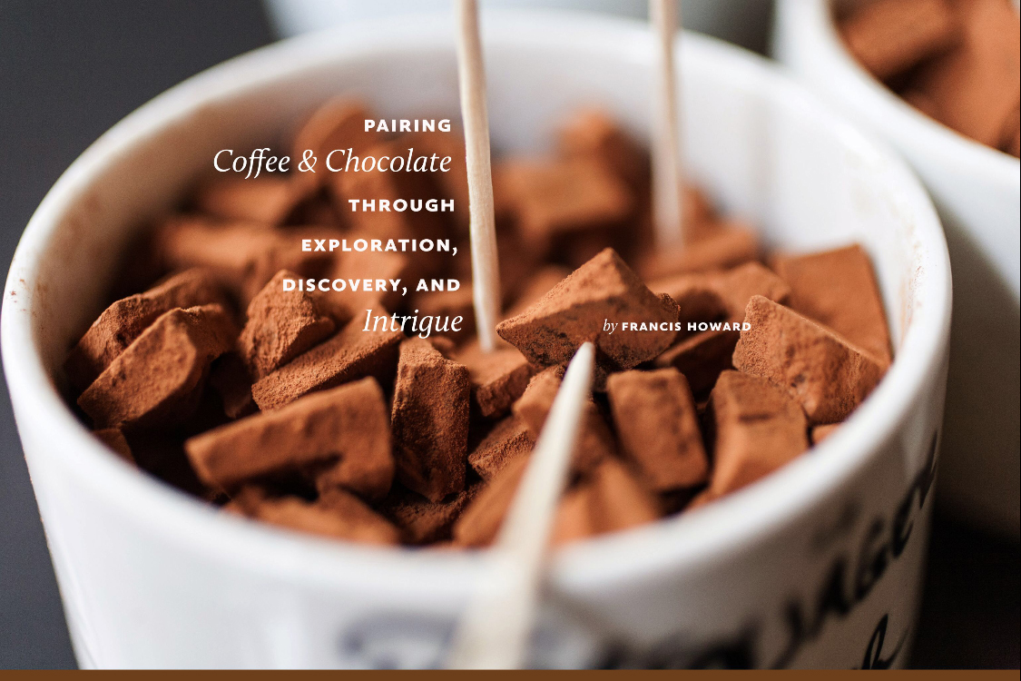 Pairing Coffee and Chocolate Featuring Intrigue Chocolates in Seattle, WA