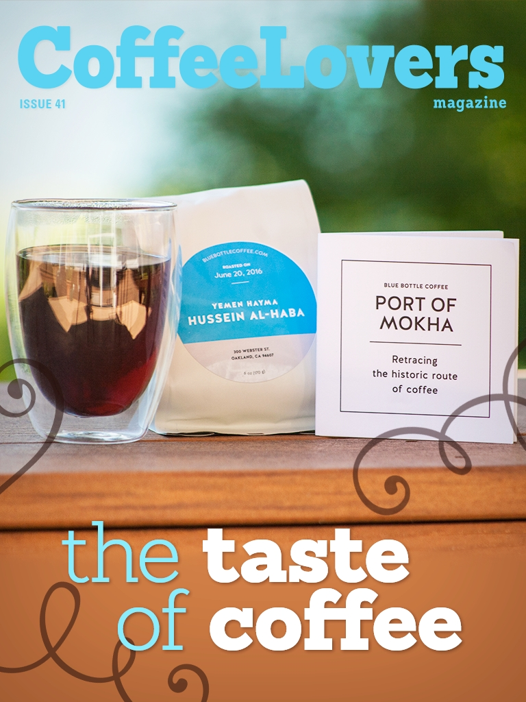 the tastes of coffee - coffee magazine