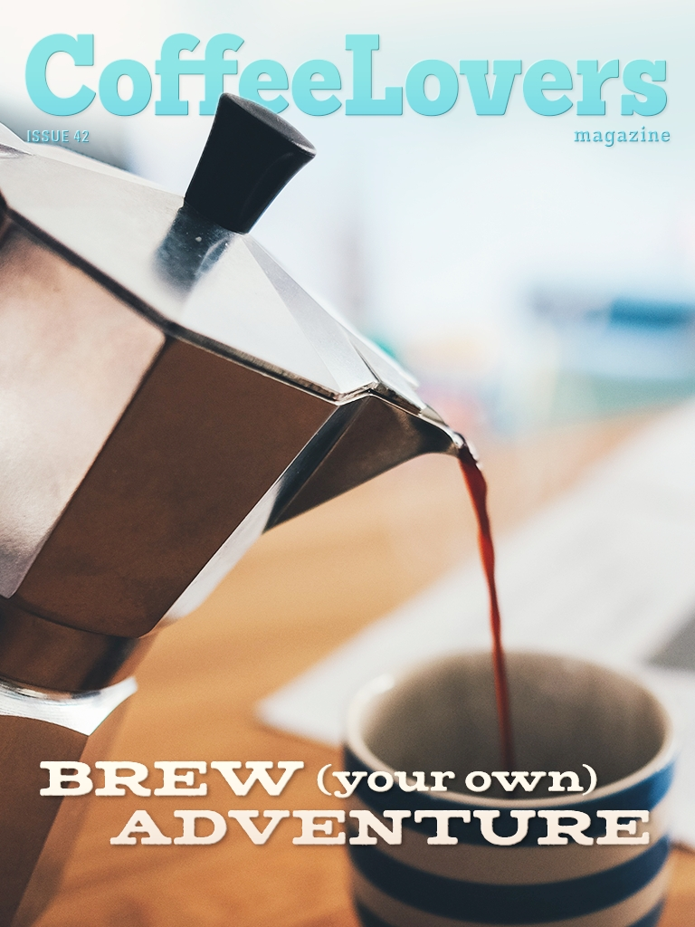 Brew Guide - Coffee Lovers Magazine - Brew Your Own Adventure