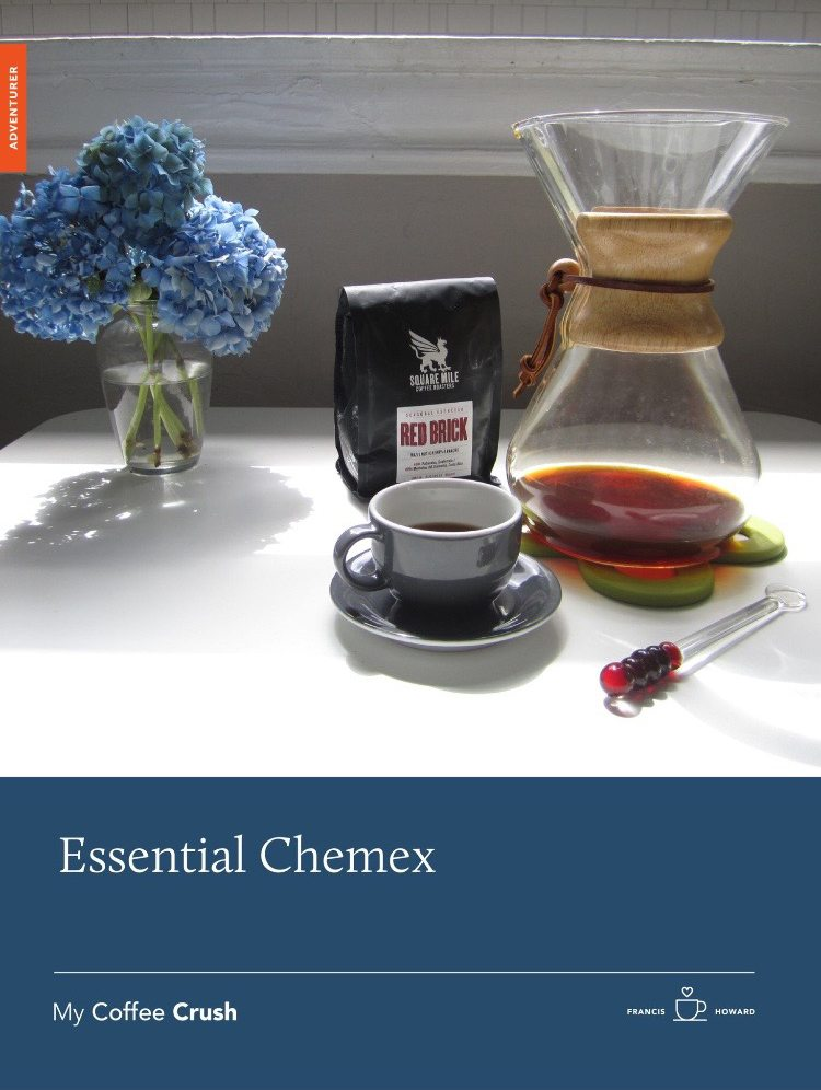 chemex - coffee lovers magazine