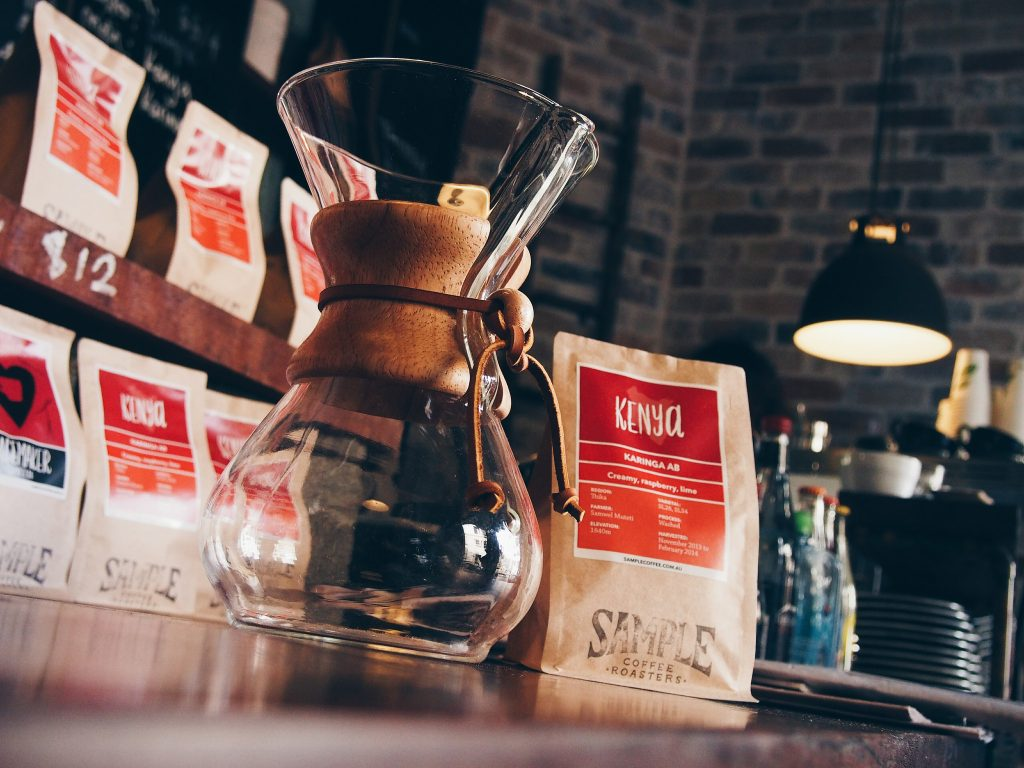 Chemex Pour Over - Coffee Lovers Magazine