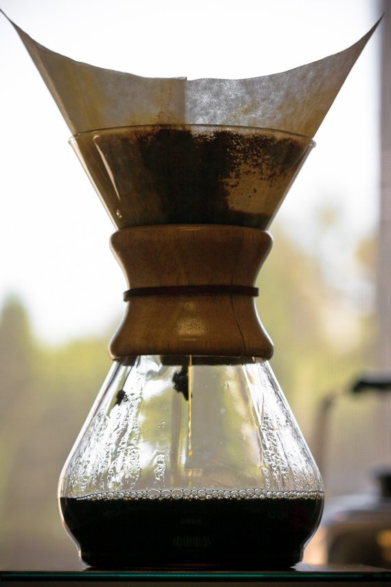 Chemex Pour Over Brewing - Coffee Lovers Magazine