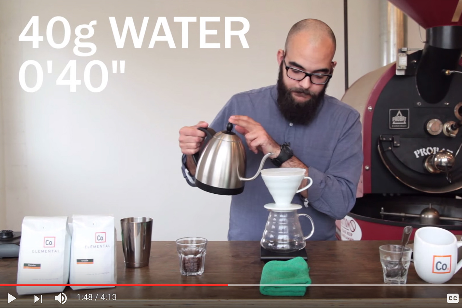 How To V60 - Coffee Lovers Magazine