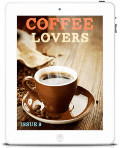 Coffee Lovers Magazine Issue 9 Cover