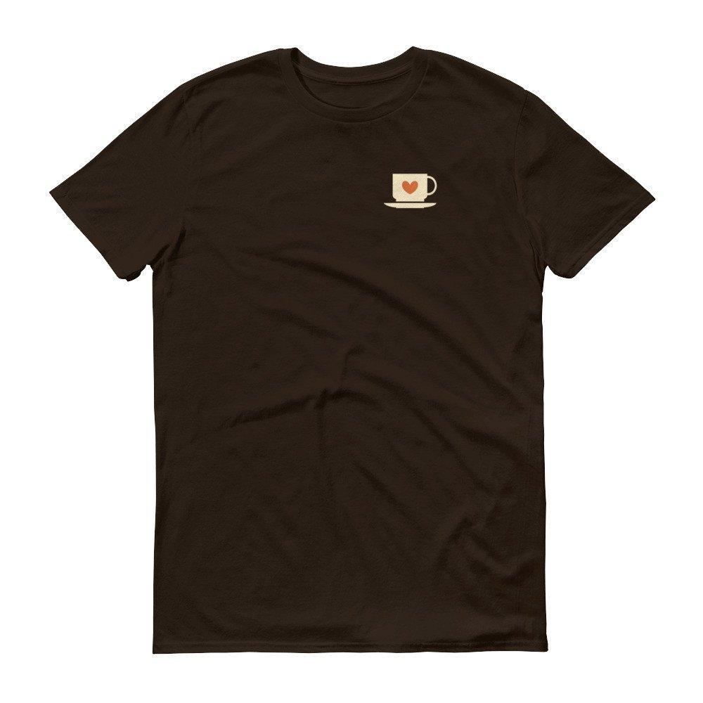 Coffee Lovers Magazine Tshirt