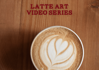 Special Issue – Latte Art Video Series