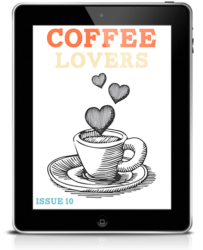 Coffee Lovers Magazine Issue 10 Cover