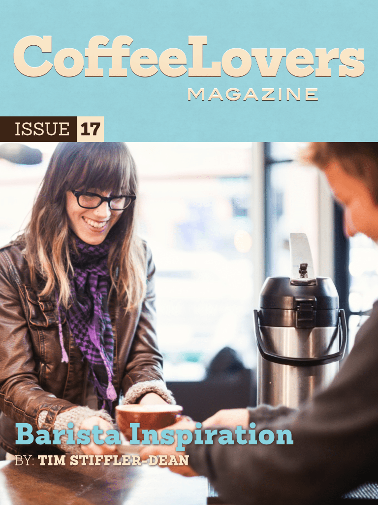 Digital Coffee Magazine - Coffee Lovers Issue 17