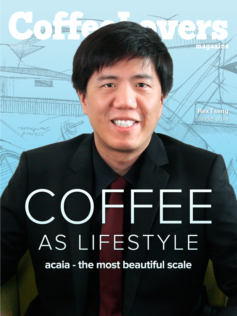 Issue 31 – Rex Tseng and acaia