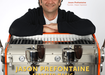 Issue 33 – Jason Prefontaine and Slayer Espresso