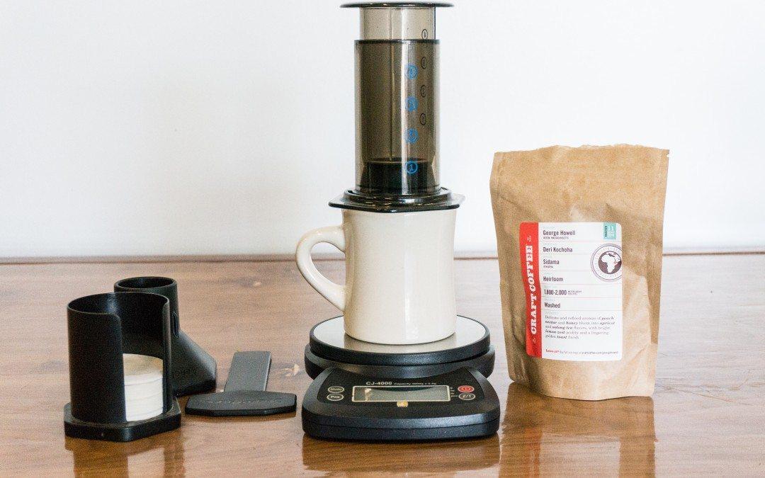 The Aeropress – The Most Versatile Coffee Brewer