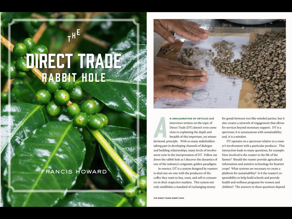 Coffee Magazine - Direct Trade