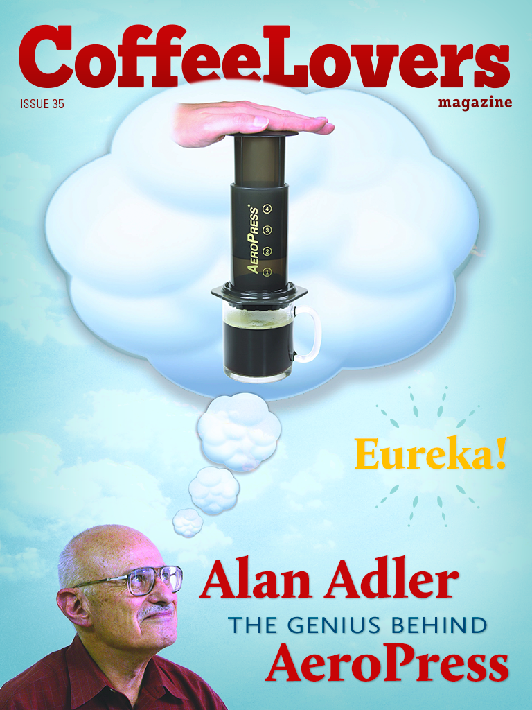 Issue 35 – Alan Adler and The AeroPress