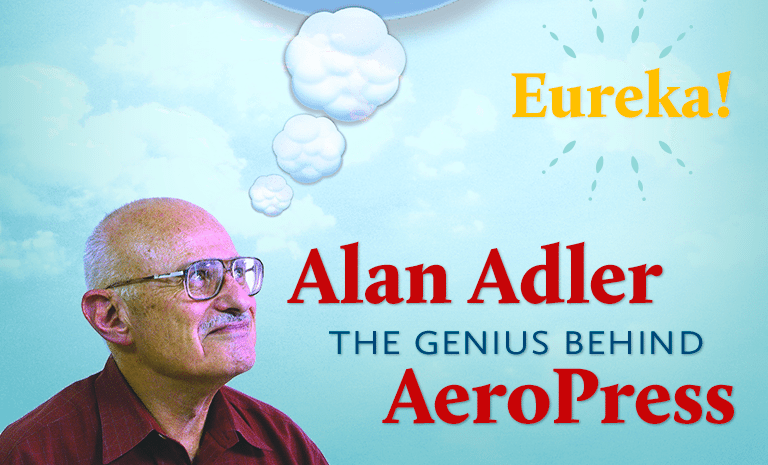 The AeroPress – Get In The Mind of Alan Adler