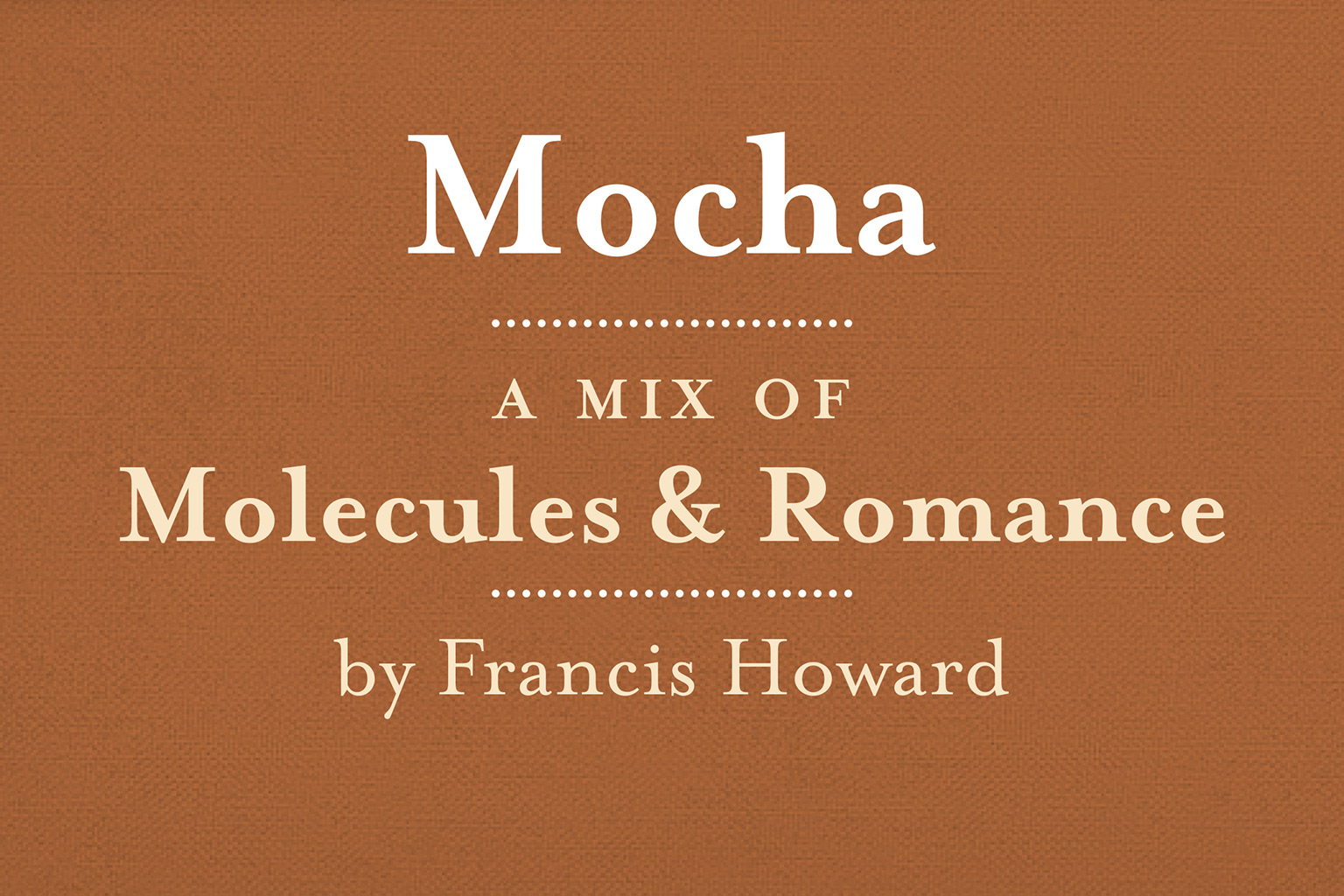 coffee magazine - mocha - romance - spicy - ibarra