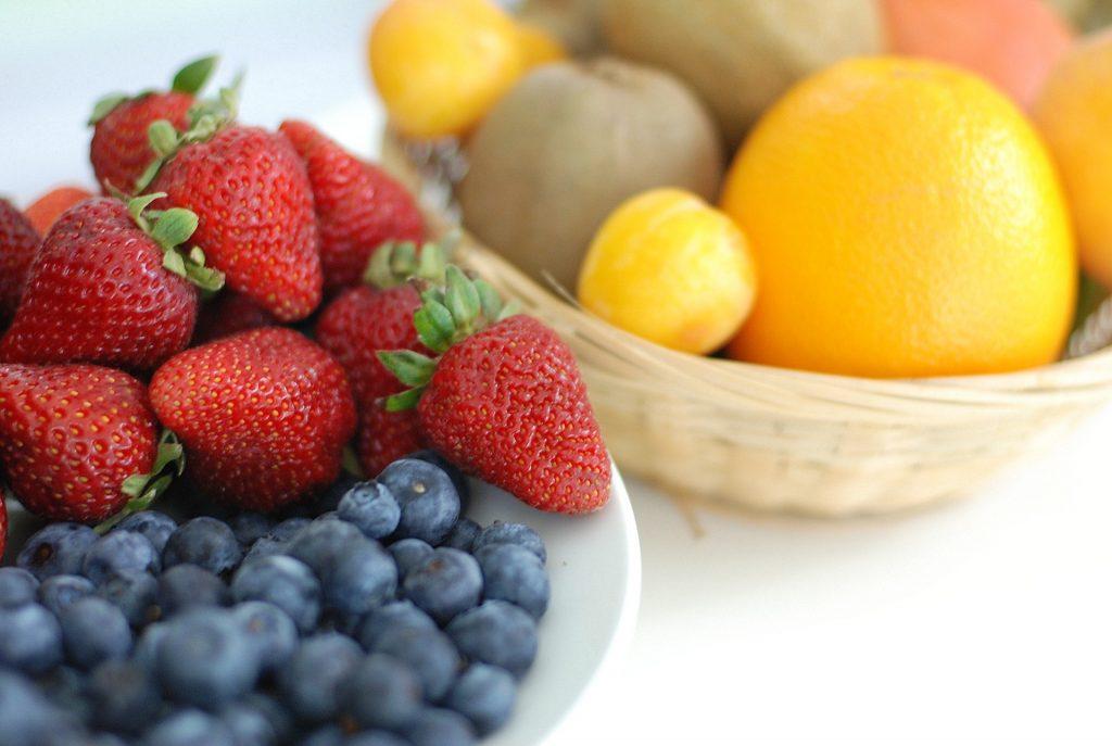 how to taste coffee - fruit