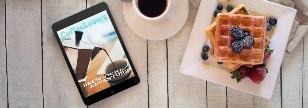 coffee magazine - issue 42