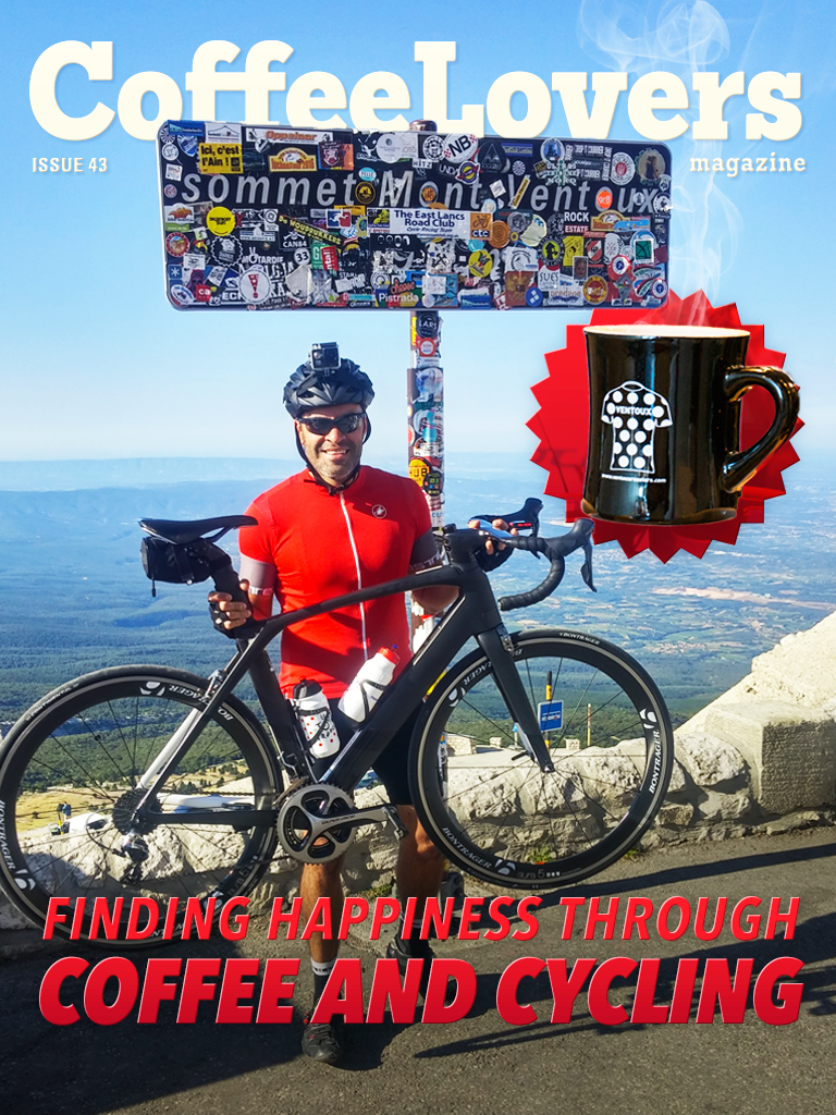 Issue 43 – Finding Happiness Through Coffee and Cycling