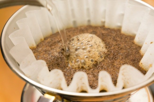 Kalita Wave Pour Over Brewing - Coffee Lovers Magazine