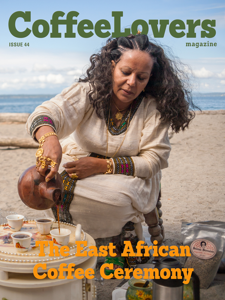 The East African Coffee Ceremony - Coffee Lovers Magazine