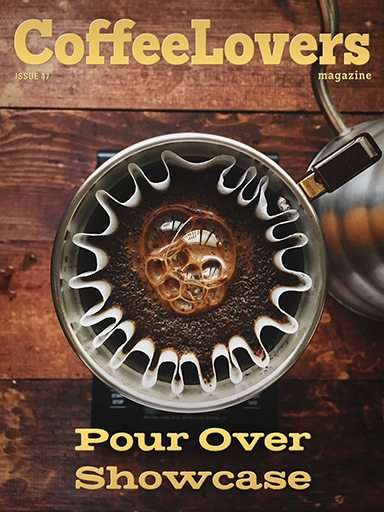 Pour Over Showcase – Issue 47
