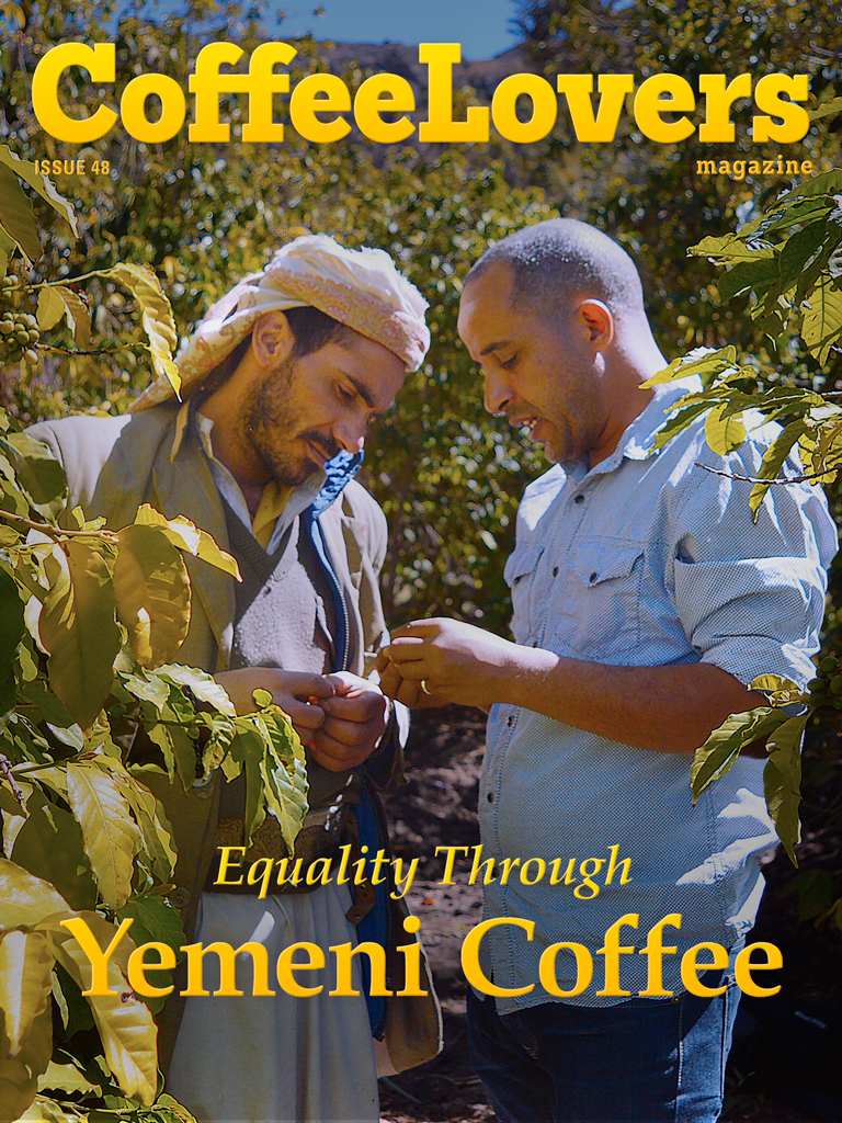 Equality Through Yemeni Coffee – Issue 48
