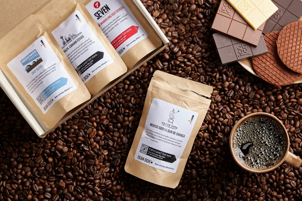 Bean Box Espresso Lovers Coffee Sampler - Beanbox