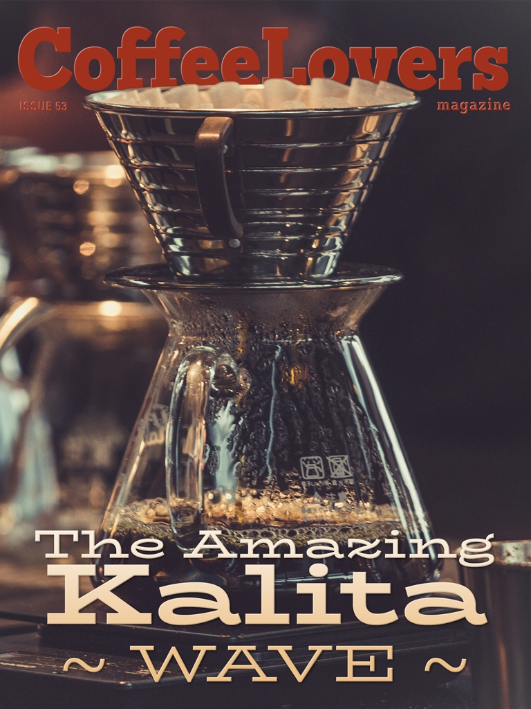 The Amazing Kalita Wave – Issue 53