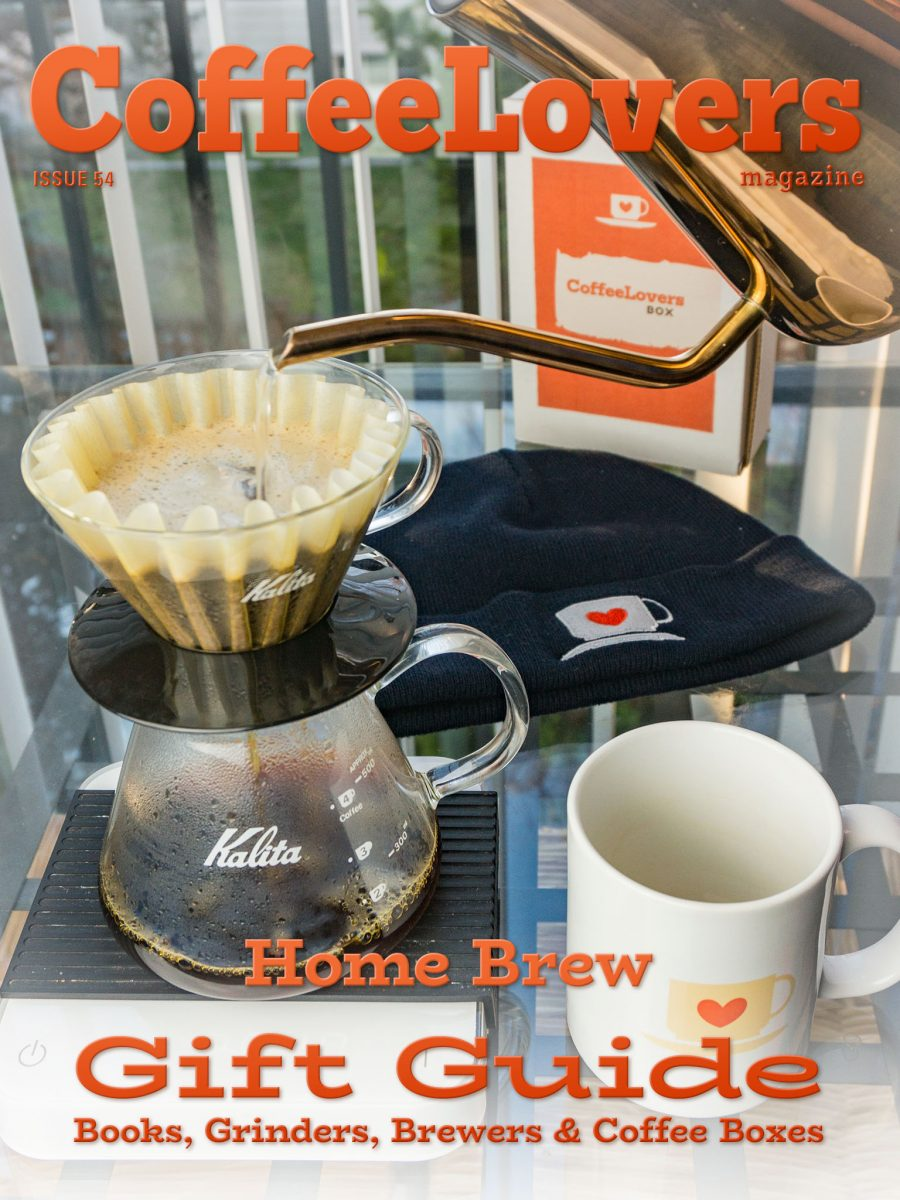 The Ultimate Coffee Lovers Gift Guide – Issue 54