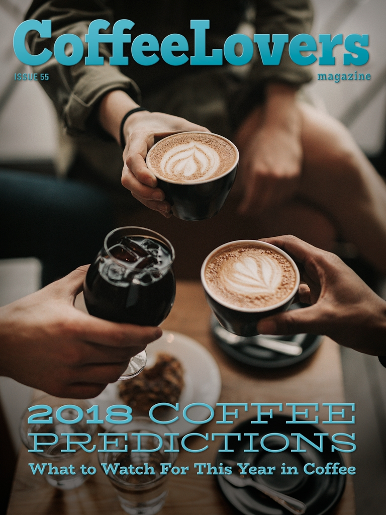 Coffee Predictions 2018 – Issue 55