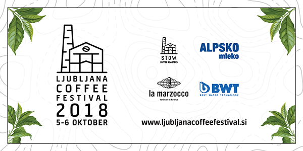 Ljubljana Coffee Festival 2018